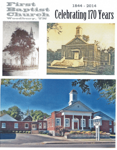 Celebrating 170 Years Booklet