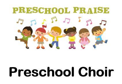 Preschool Choir Ad
